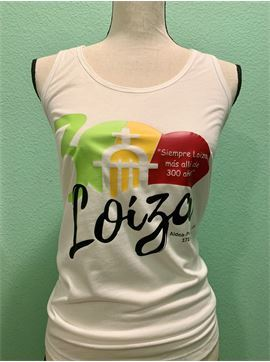 Loiza Tank Top, Puerto Rico Tank Top, Flag of Loiza Tank Top