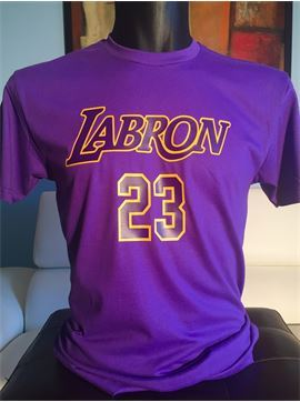 Unisex LA Bron James T-Shirt, Lebron James T-shirt, King James T-shirt, LA Lakers Fan T-shirt
